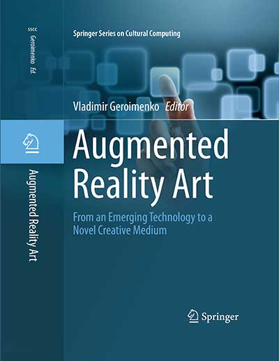 Augmented Reality Art - cover