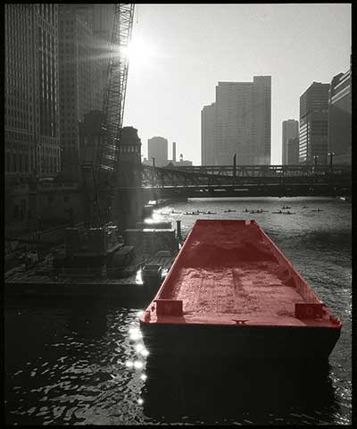 Chicago River Red